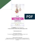 A J WINTERS El Switch de La Motivación
