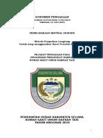 Dokumen Pengadaan Lansung Sentral Oksigen