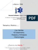 Pab- Heridas y Hemorragias.
