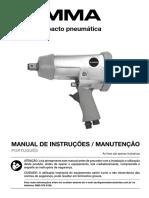 Manual Chave de Impacto g1179br Site