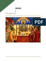 Notas de liturgia fundamental