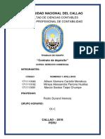 Contrato de Deposito Final
