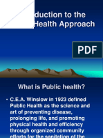 Public Health Administration Revised 2016