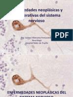 CLASE #8 - ENF. NEOPLÁSICAS Y DEGENERATIVAS DEL SN (Dra. Villanueva).pptx
