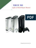 XBOX 360 Repair Guide - Three Red Lights Of Death Repair Manual.pdf