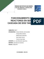 Informe 8 Reactores en Serie Oficial