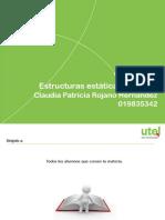 OC 2 Estructuras Estáticas de Datos CPRH