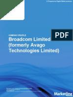 Avago Company Profile