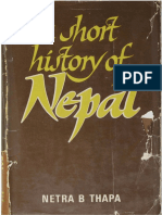 1981 A Short History of Nepal by Thapa s.pdf