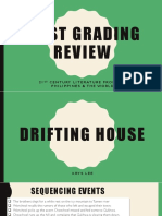First Grading Review