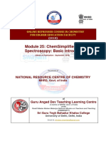 NRC Chem M25 ChemSimplified NMR Spectroscopy Basic Introduction