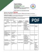 SIP Workplan Sample