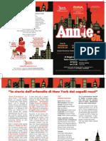 Annie Programma A4 2019