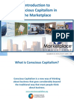 Introduction to Conscious Capitalism in the Marketplace