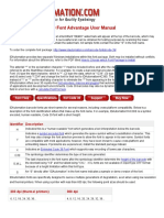 IDAutomation Code 39 Font Manual