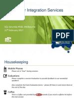 SQLServerIntegrationServices SQLSaturday Powerpoint - Melbourne 582