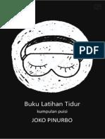 1848_Joko Pinurbo - Buku Latihan Tidur