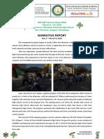 Narrative Report BSP