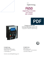 F650 user