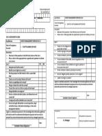 Self-Assessment Guide - Evm Nc III