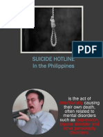 Suicide Hotline and Bi Polar