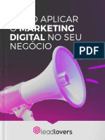 Como aplicar o Marketing digital no seu negócio