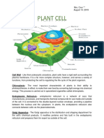 Biochem Hw1 Cell