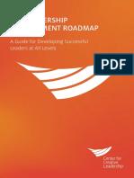 Leadership Development Roadmap