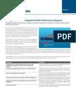 IMG2020 Media Gateway