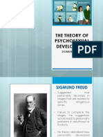 The Theory of Psychosexual Development