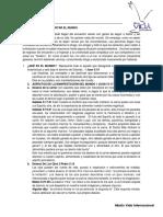 Clases Postencuentro