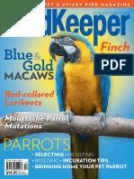 Australian Birdkeeper - December 2017 - January 2018