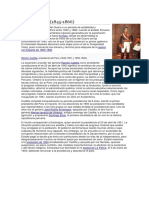 Guerra del Pacífico (1879-1883) Artículo principal