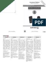 Instalacion y Manual Del Usuario Cortacircuito