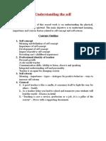 Understandingtheself.doc
