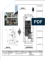 2 storey house sample plan