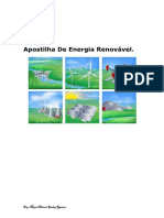 Apostilia de Enrgia Renováveis
