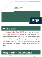 CAD Lecture