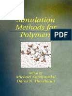 simulation methods, polymers