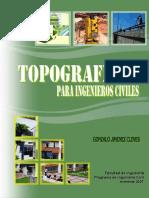 Topografia Para Ingenieros-gonzalo Jimenes Cleves