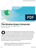 The Elusive Green Consumer.pdf
