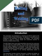 AISC Bolting  & Welding