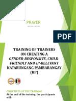 kp trainings
