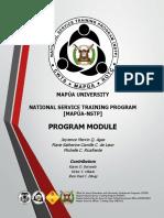 NSTP 2019 Module.pdf