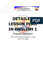 Detailed Lesson Plan