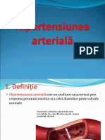 Hipertensiunea arteriala - prezentare