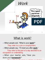 Work Lesson