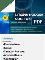 Struma Nodosa Non- Toksik