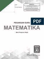 Kunci, Silabus & Rpp Pr Matematika 11a Wajib Edisi 2019