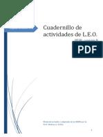 Cuadernillo LEO Normativa 2019